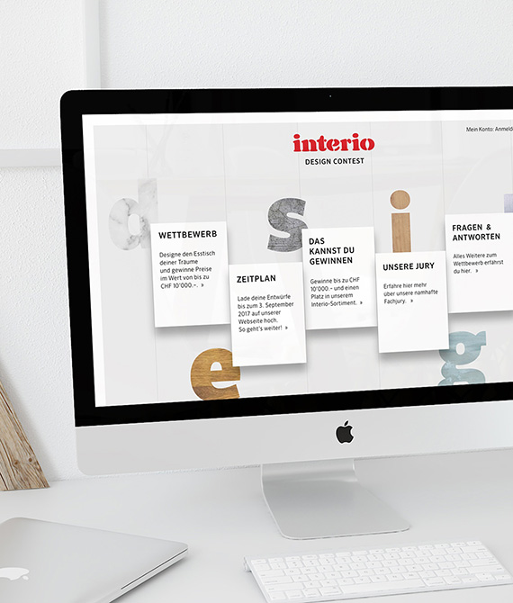 Interio Design Contest